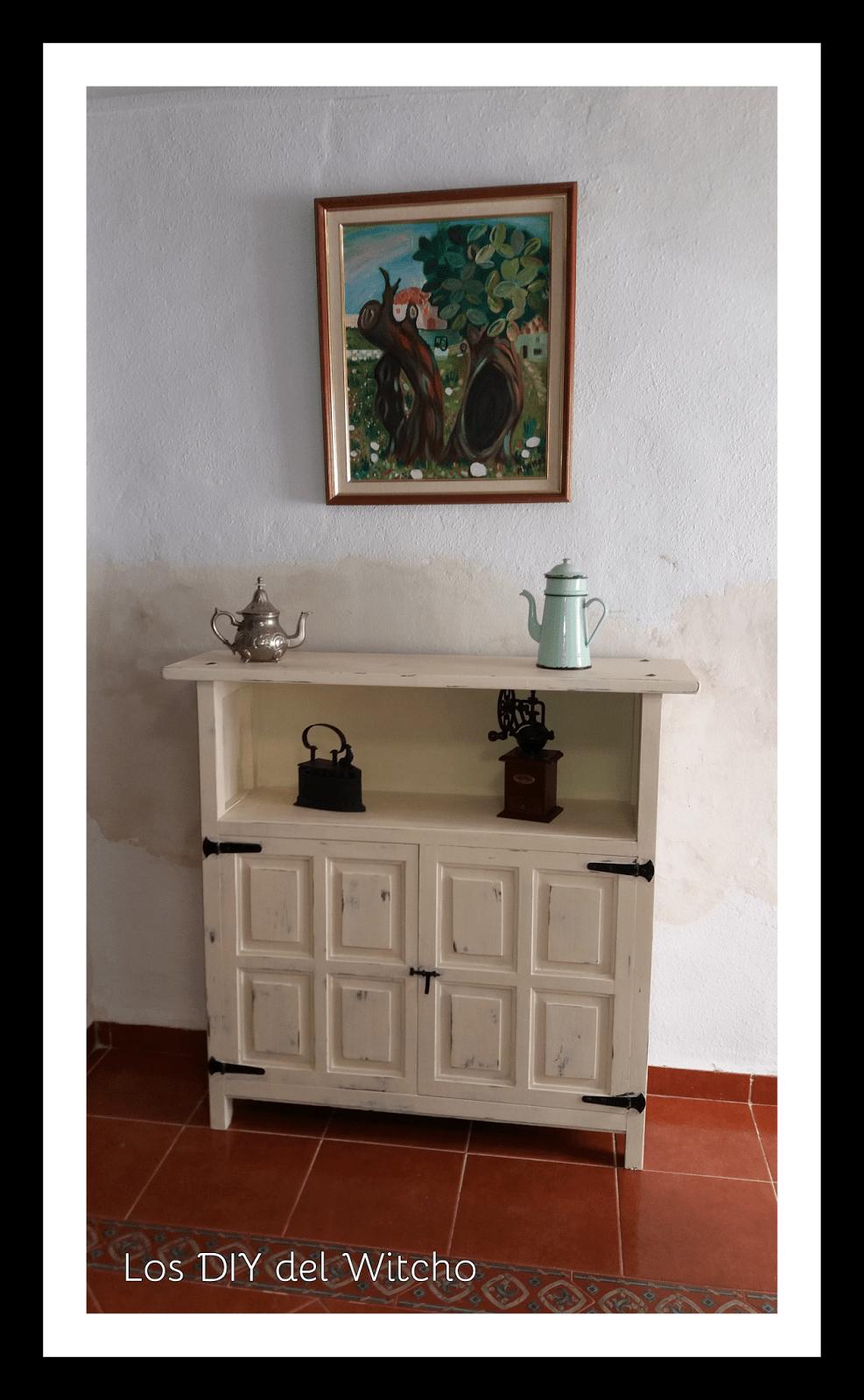 Restauración de mueble castellano http://blgs.co/71320u ...
