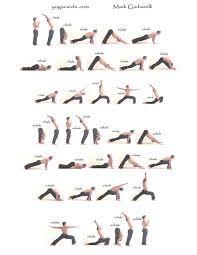 sunrise salutation  vinyasa yoga yoga poses for