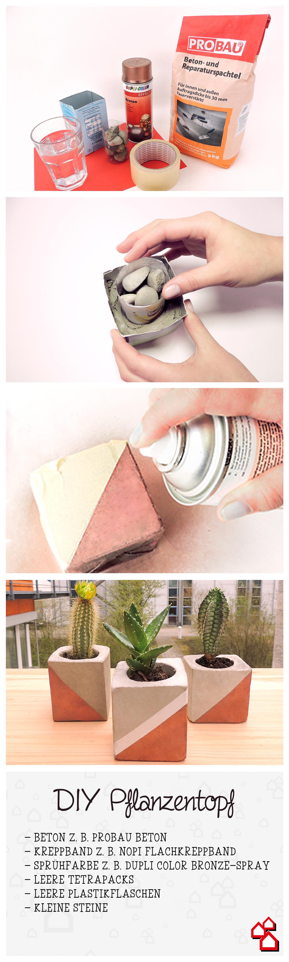 DupliColor Effect BronzeSpray Plastikflaschen, Beton