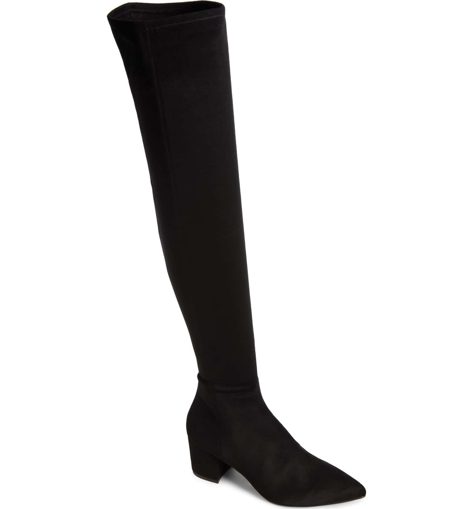 8b2c5734ceb Brinkley Over the Knee Stretch Boot