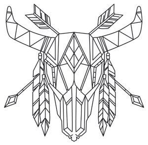Western Splendor design (UTH6780) from UrbanThreads.com