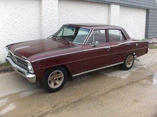 Pontiac Acadian In Winnipeg Manitoba 5 850 Pontiac Used Cars