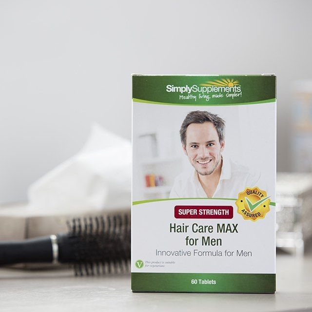 Gents, does your hair need a helping hand? Try using our Hair Care Max for Men & promote healthy hair growth, now only HALF PRICE!   Be sure to make use of our multibuy offer too. Buy 2, save £2!   #Hair #menshealth #supplements #healthychoices #like4like #fitness #nutrition #instahealth #diet #exercise #healthyeating #healthyme #healthylife #fitfam #l4l #vitamins #supplements #quality #healthy