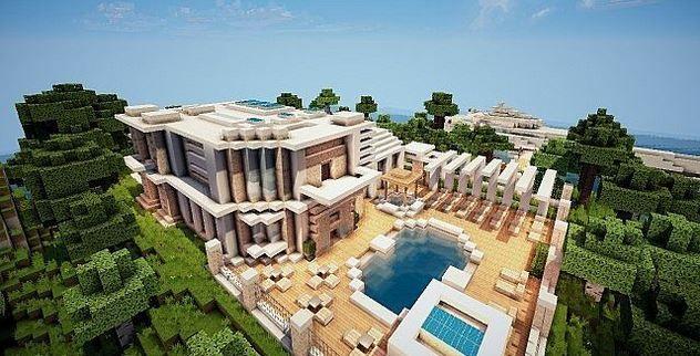 Minecraft Fnaf Island Resort Map Download