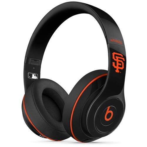 Beats By Dre now has limited edition headphones in 5 MLB teams ($380)