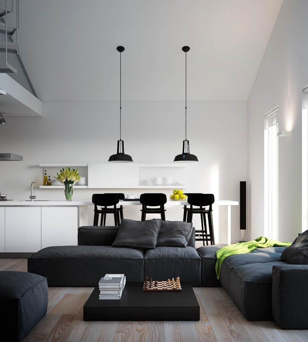 Beautiful Apartment Living Room Layout | THE CULTIVATED CAVEMAN ...