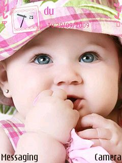 Cute Arabic Girl Wallpaper Download Sweet Baby Themes To Your Cell Phone Baby Cute