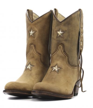 Bruine Sendra Booties | 13437 | Cowboy boots & other boots