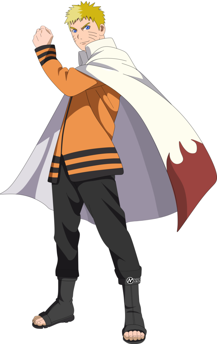 Naruto Hokage By Naironkr Deviantart Com On Deviantart Naruto Uzumaki Hokage Naruto Naruto Shippuden Anime