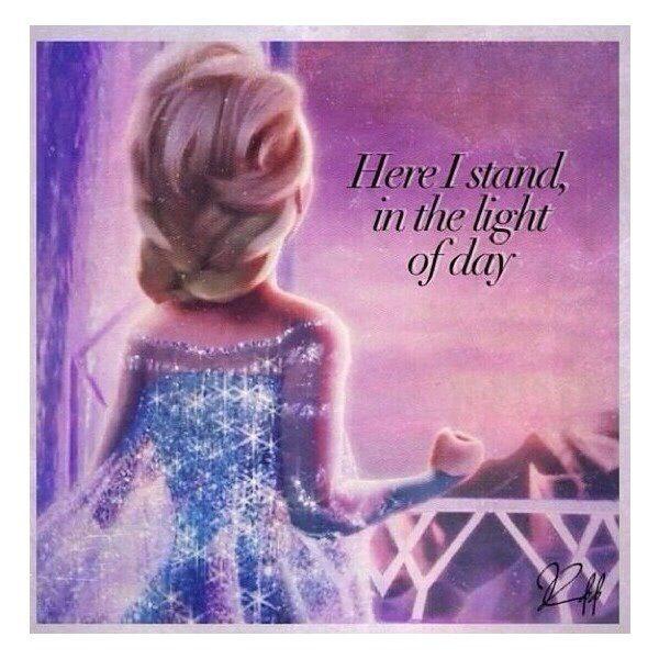 Elsa quote | Frozen Elsa | Pinterest