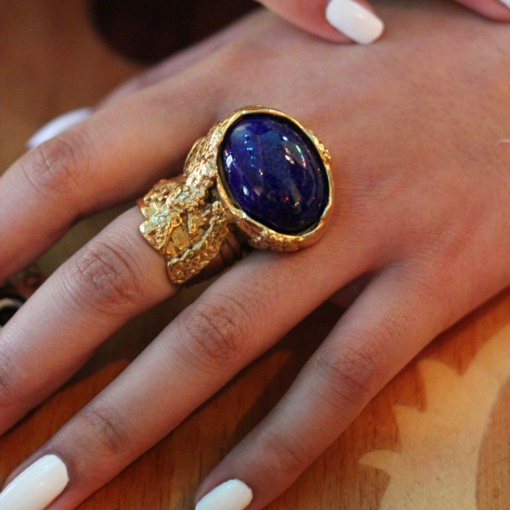 Ysl oval ring