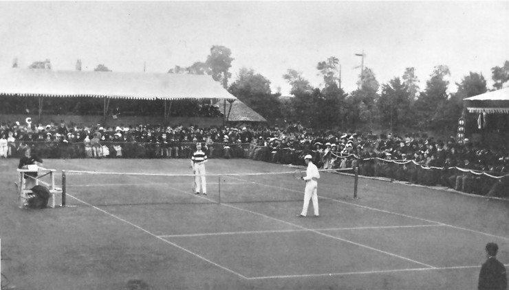 how to go to wimbledon tennis