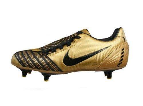 Nike Total 90 Shoot II SG Mens soccer Boots / Cleats - Gold - SIZE US ·  Mens Football ...