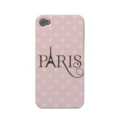 Fancy Paris Iphone 4 Covers by Girly Template   Cases for iPhone 4 ...