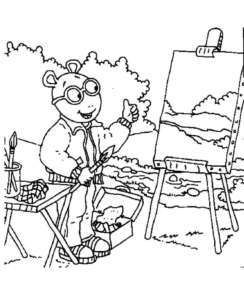 Arthur Christmas Coloring Pages Collection In 2020 Coloring Pages Christmas Coloring Pages Fathers Day Coloring Page