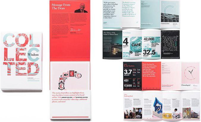 branding, page layout, color   Design Inspiration - Print ...