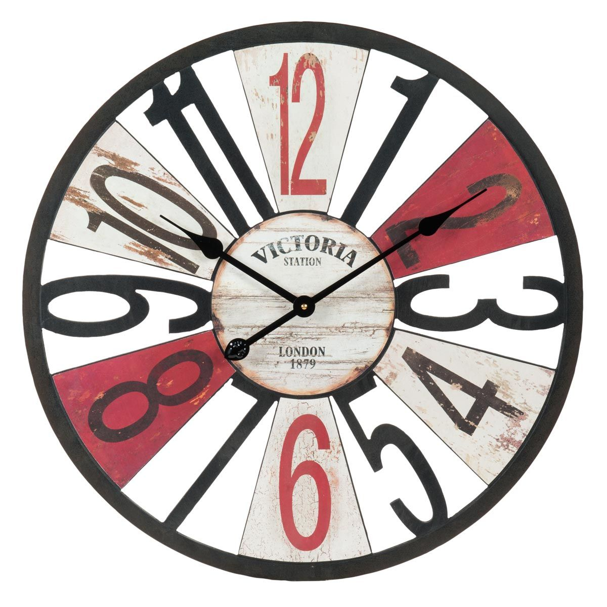 Horloge Industrielle Maison Du Monde Auch Inspirant: Horloge, Horloge Bois Et