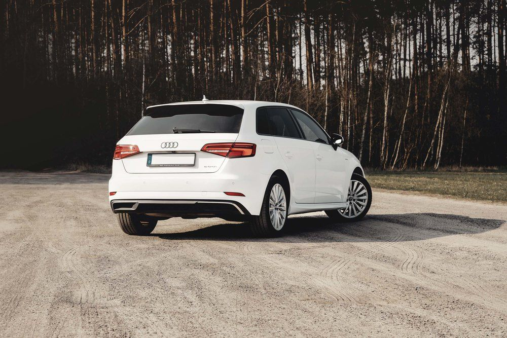 Ibiswhite Audi A3 Sportback E Tron Hybrid Ev With Matrix Led In 2020 Mit Bildern