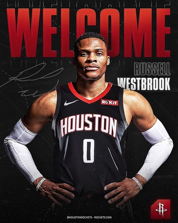 RussellWestbrook HoustonRockets NBA Nba pictures
