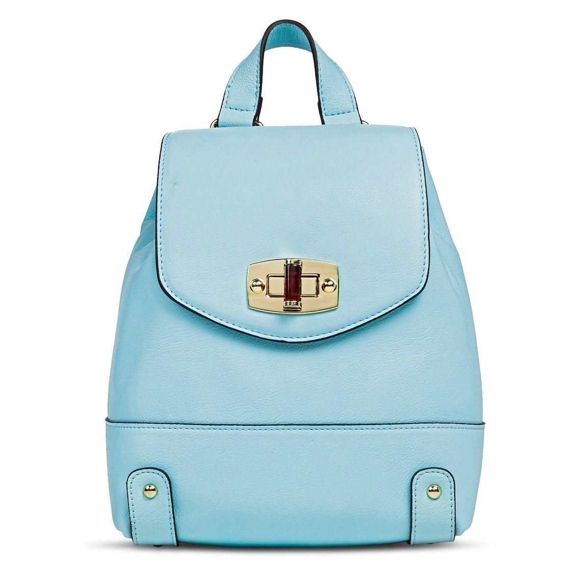 08471dd9a676 Women s Faux Leather Mini Backpack Handbag- Merona™