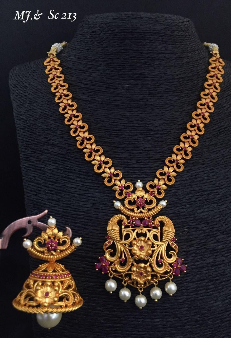 2019 year look- Stylish simple jewellery