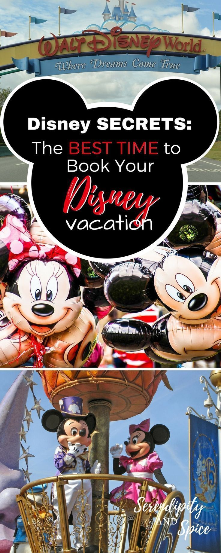 When is the BEST time to visit Disney World in Orlando