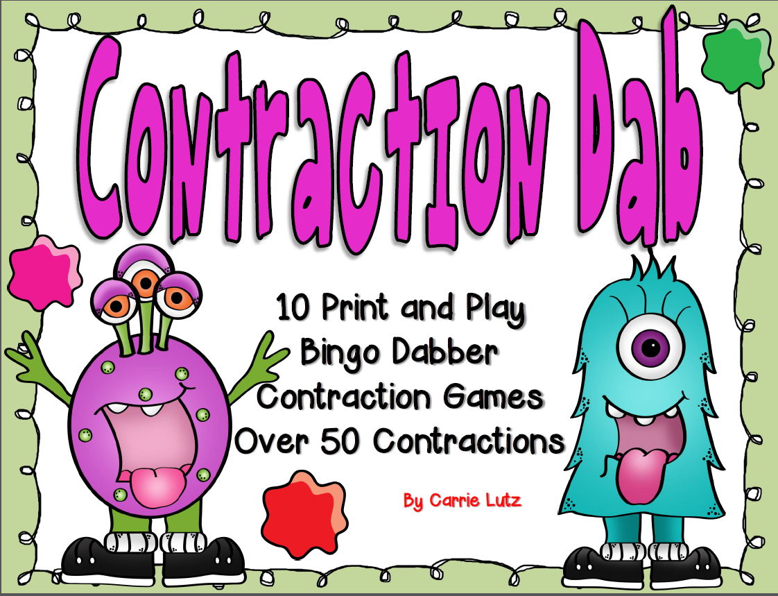 Contractions Games