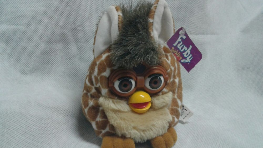 Furby Buddies Happy Sleep Beanbag Plush Doll Tiger Electonics 1999 Great Quality | Toys & Hobbies, Electronic, Battery & Wind-Up, Electronic & Interactive | eBay!