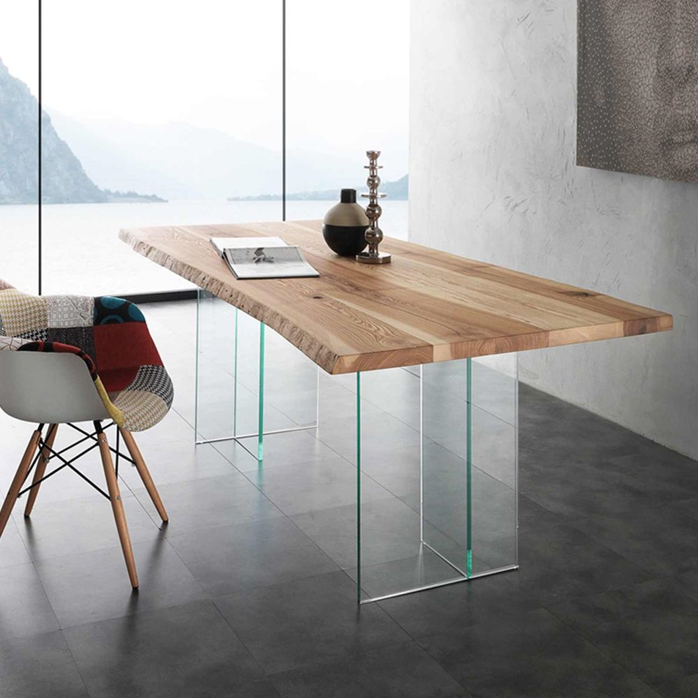 Tavolo Design Bio-Glass By La Seggiola [www.viadurini.it ...