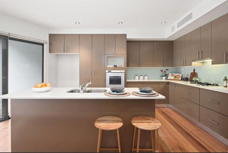 Jpa Auction Sydney Home Design Contemporary Realestate House Kitchen Neutral In Kitchen Interior Interior Design Kitchen Contemporary Interior Design