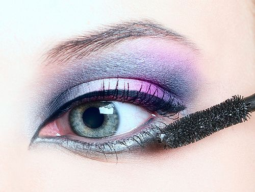 grey/silver/purple/pink