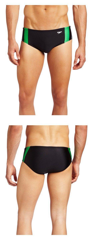 New Boys Mens Speedo Boom Splice Aqua Shorts Swimming Trunks Swim Briefs Red
