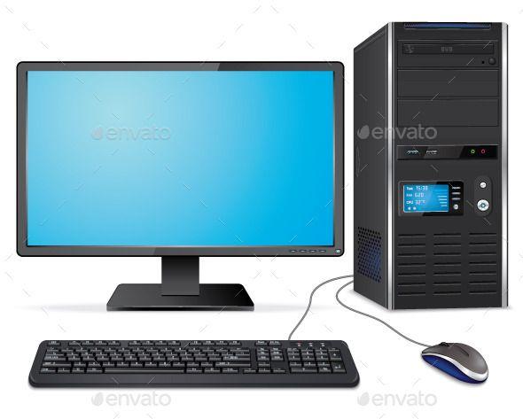 Realistic Desktop Co