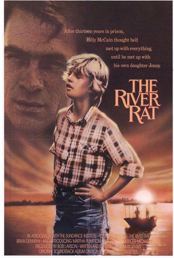 The River Rat DVD 1984 Tommy Lee jones   Dvd in 2019   Rat