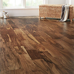 Home Decorators Collection Gordon Acacia 6 1 2 Inch W Click Engineered Hardwood Flooring In 2020 Engineered Hardwood Flooring Engineered Hardwood Hardwood Floors