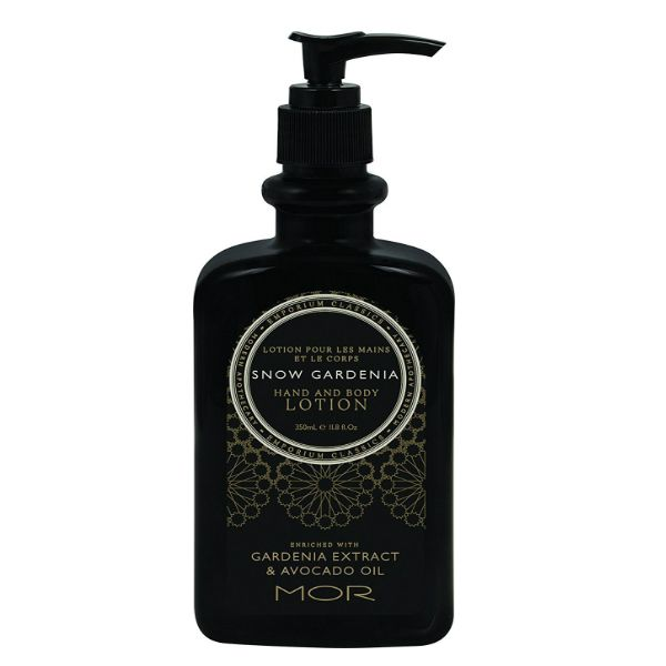 Mor Emporium Snow Gardenia Hand Body Lotion 11 8oz Body Lotion