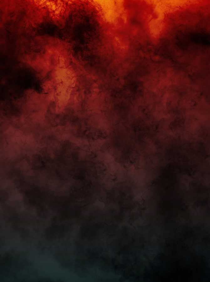 abstract red smoke backdrop