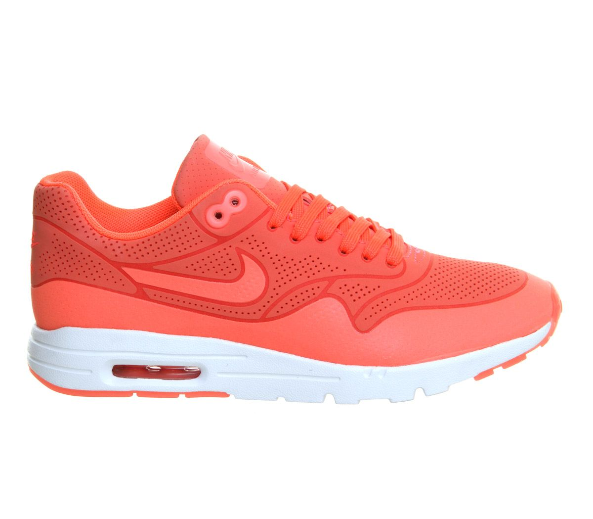 Buy Hot Lava White Nike Air Max 1 Ultra Moire (l) from
