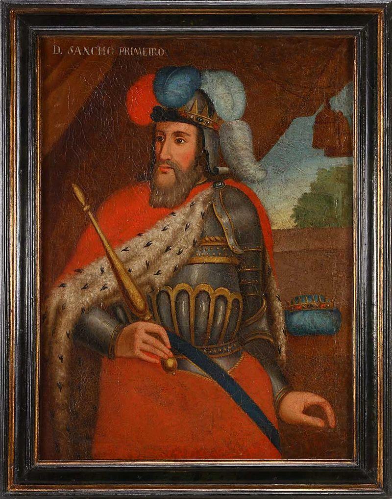 Dom Sancho I o Povoador foi osegundo Rei de Portugal, filho de Afonso Henriques, e de Mafalda de Saboia. Nasceu em Coimbra a 11-11-1154 e morreu em Coimbra a 26-03-1211. Reinou de 1185-1211. Casou com Dona Dulce de Aragão em 1174.