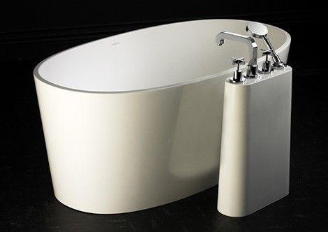Compact Bathtubs Ios Bathtub By Victoria Albert And Freestanding Tub