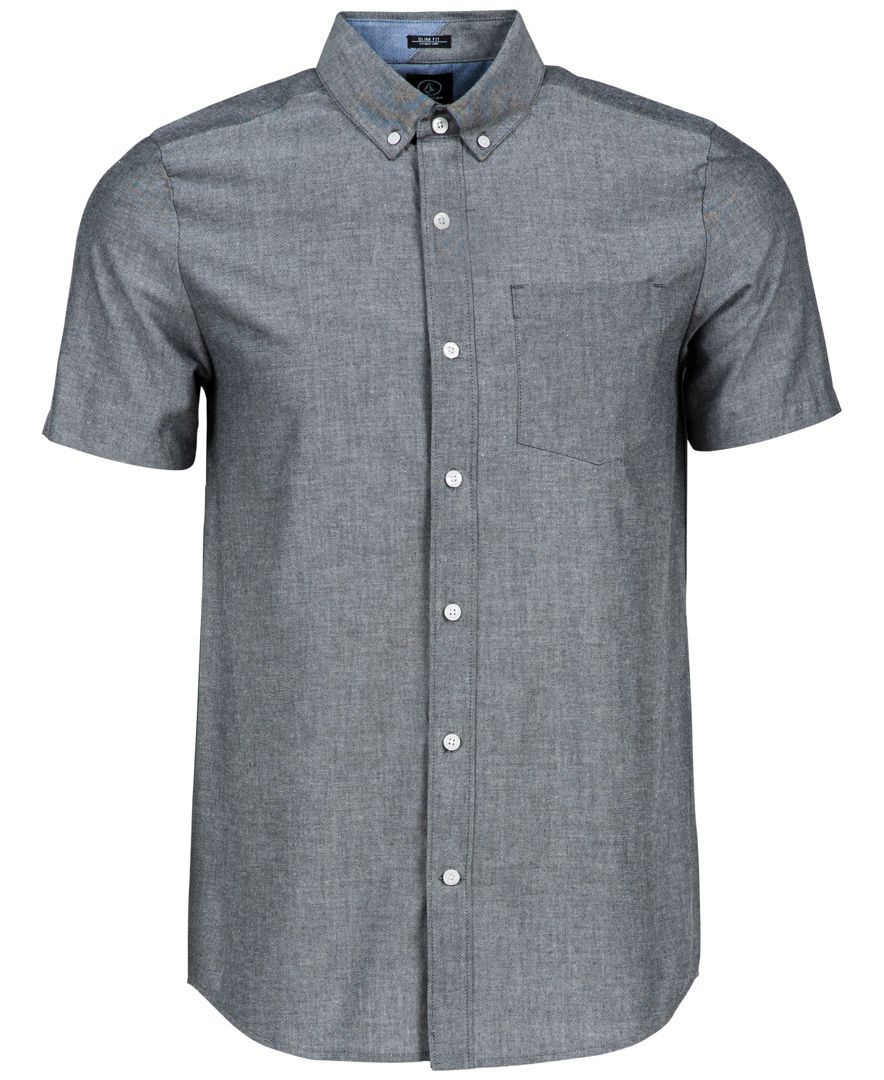 A distinguished addition to your wardrobe, this Everett short ...