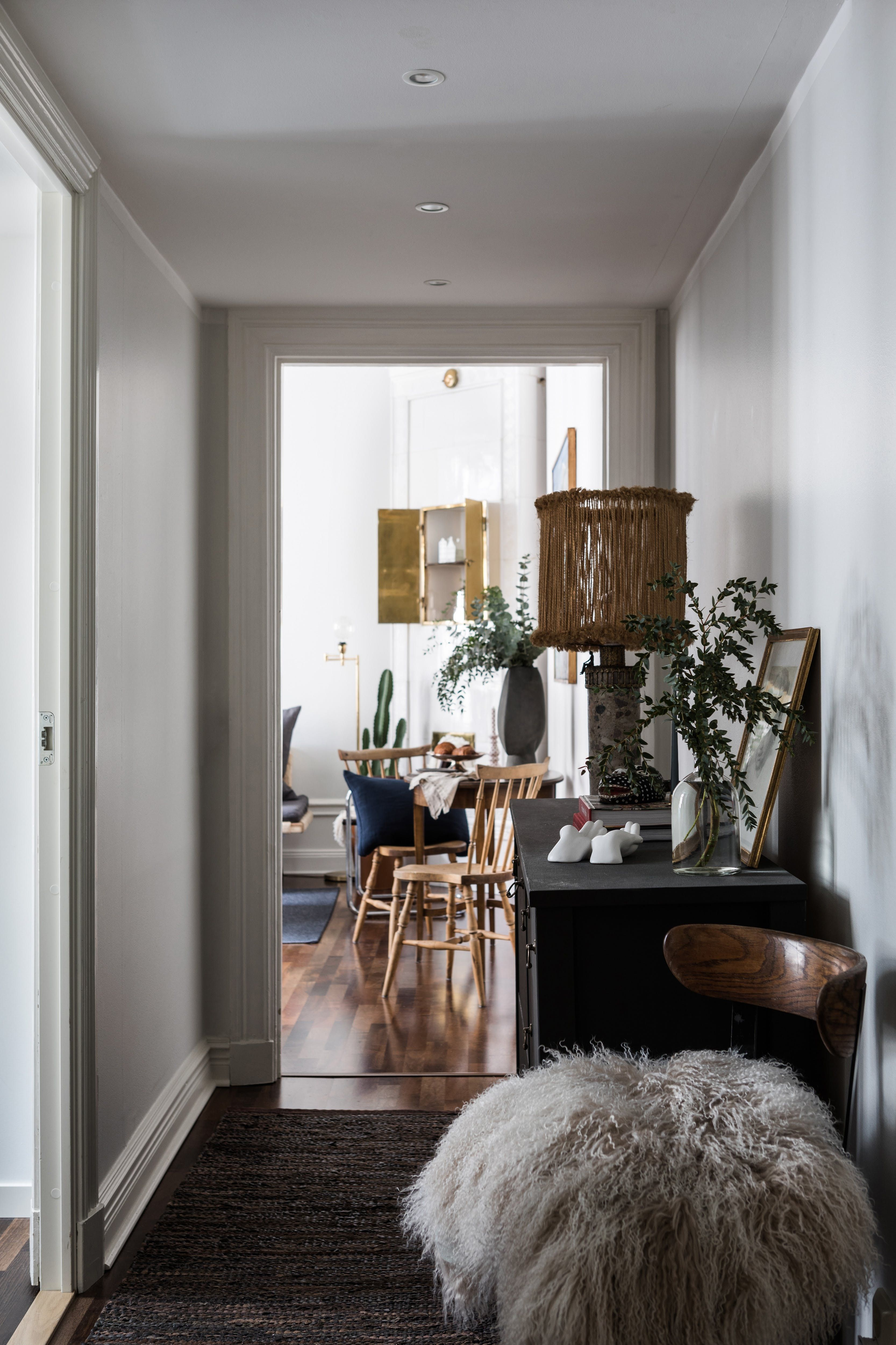 Moving The Kitchen And Opening Up A Wall In This Small Apartment Are Key Design