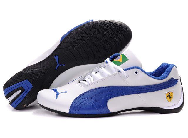 Ferrari Induction Puma Shoes