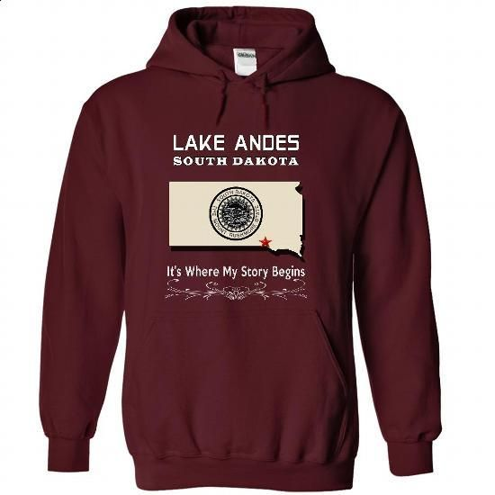 Lake Andes - #formal shirt #crop tee. MORE INFO => https://www.sunfrog.com/LifeStyle/Lake-Andes-5932-Maroon-28246549-Hoodie.html?68278