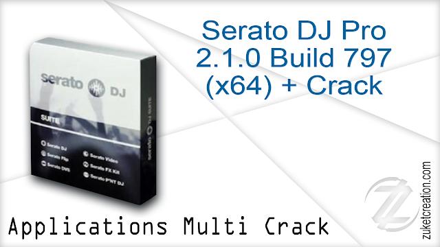 serato dj pro 2.1 1 crack