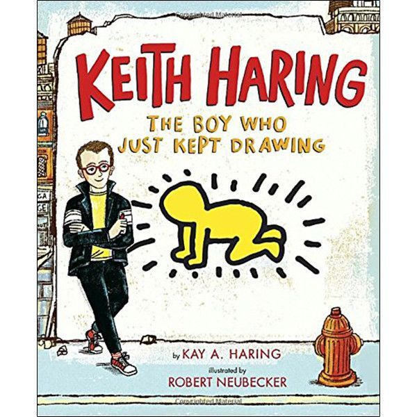 Kay Haring Keith S Sister Will Read From This Book On Sunday June