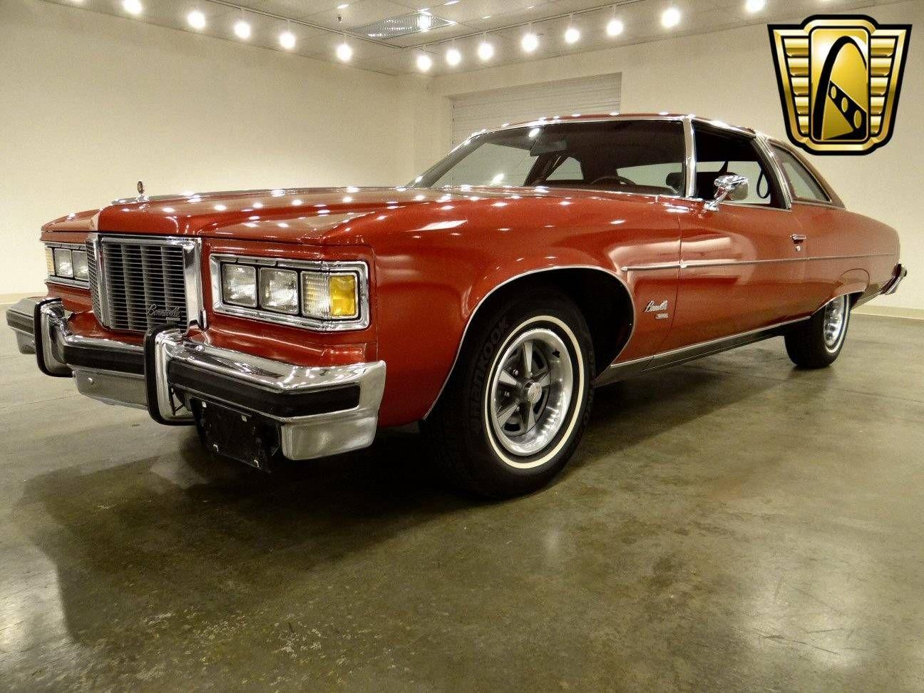 1976 Pontiac Bonneville 2 Dr For Sale 1732301 Pontiac Bonneville Pontiac Pontiac Cars