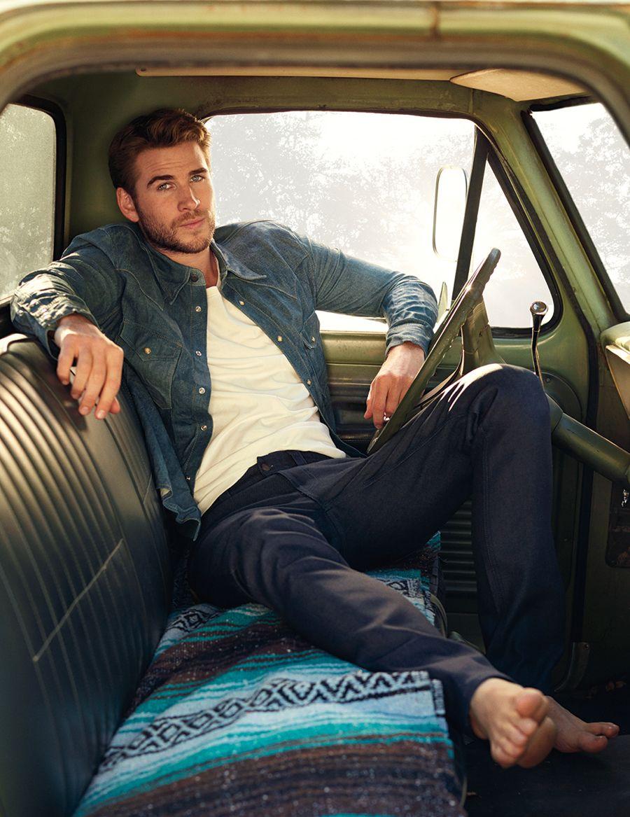 Liam Hemsworth - Shoot «#legend» 2016 More