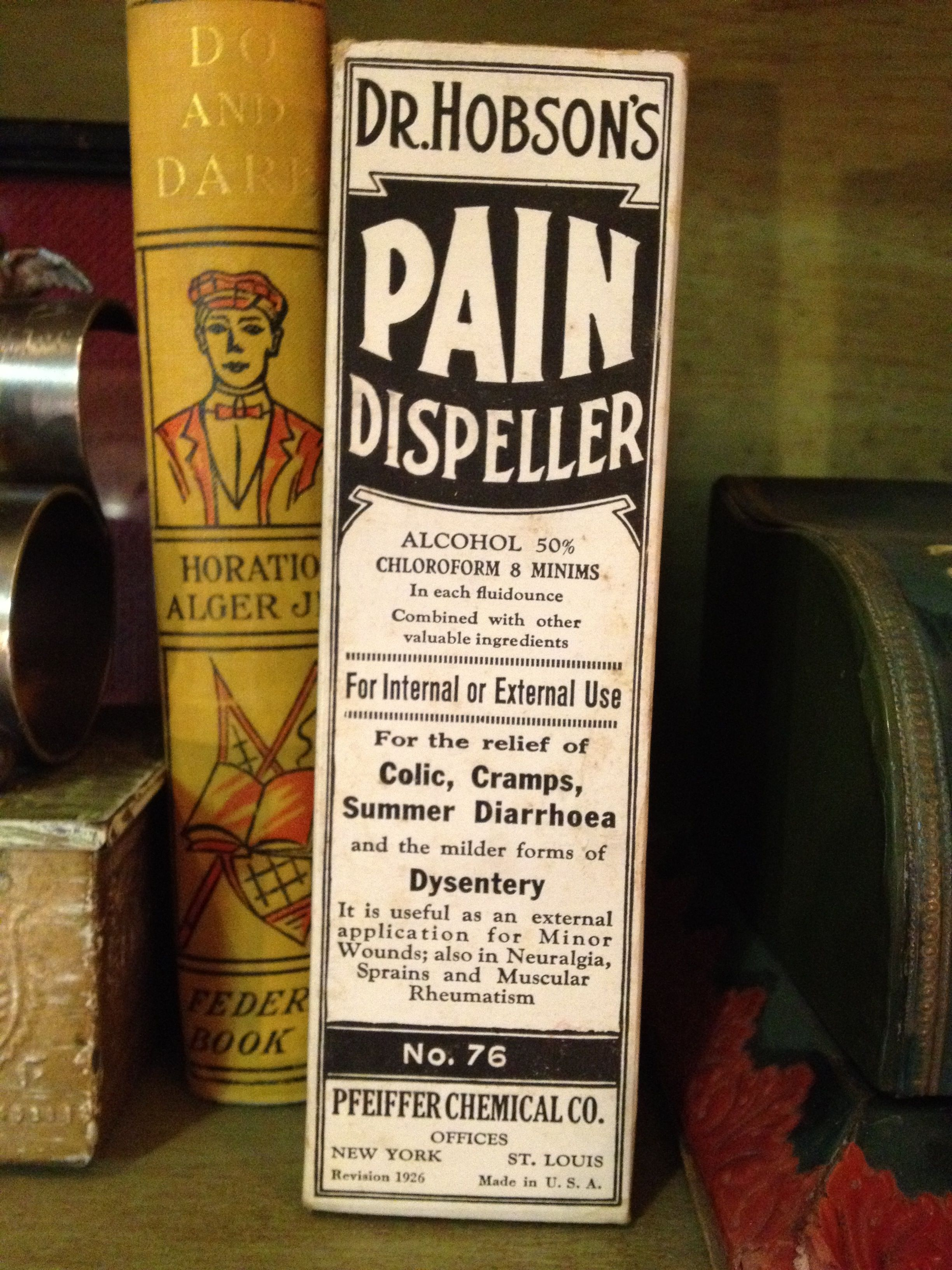 Vintage Medicine Woman Tarot Card Deck Carol By Back2theearth: Alcohol And Chloroform, Great Combo....I Like How It Calls
