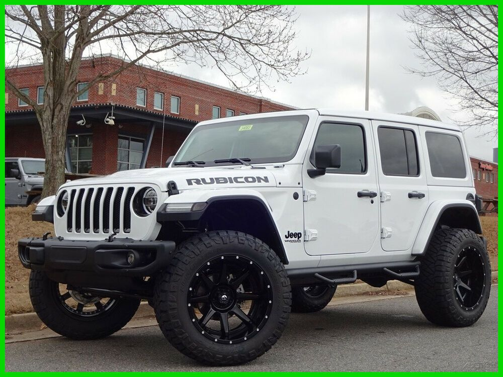 2020 Jeep Wrangler Unlimited Rubicon 4x4 New 2020 Jeep Wrangler Unlimited Rubicon 4x4 In 2020 Jeep Wrangler Unlimited Rubicon Jeep Wrangler Unlimited Jeep Wrangler